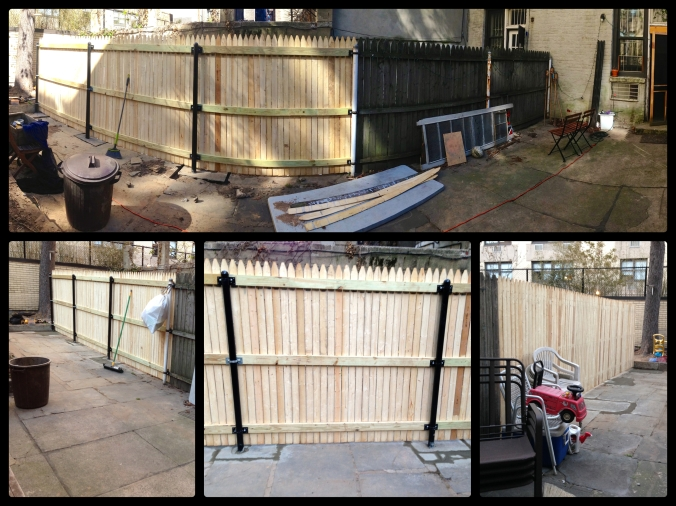 Backyard Fence – East Village