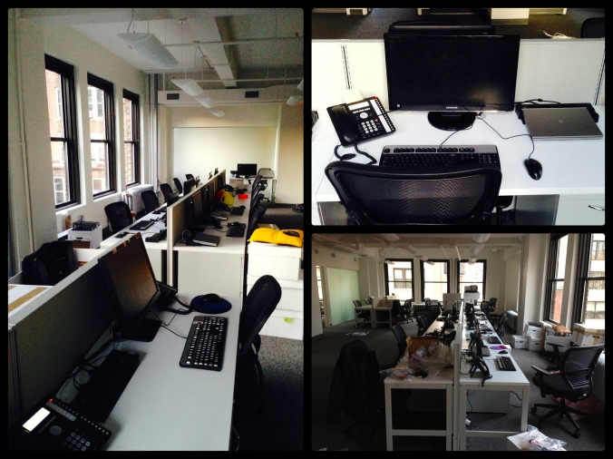 Office Buildout & Networking
