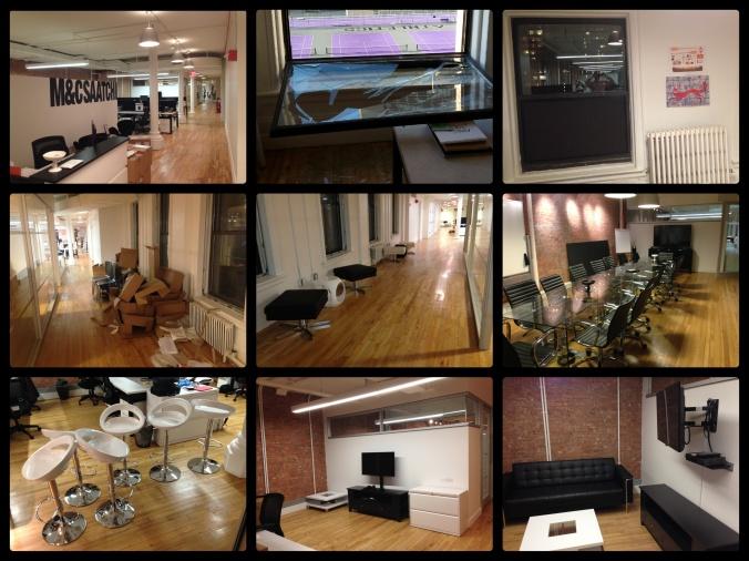 Office Buildout - Soho