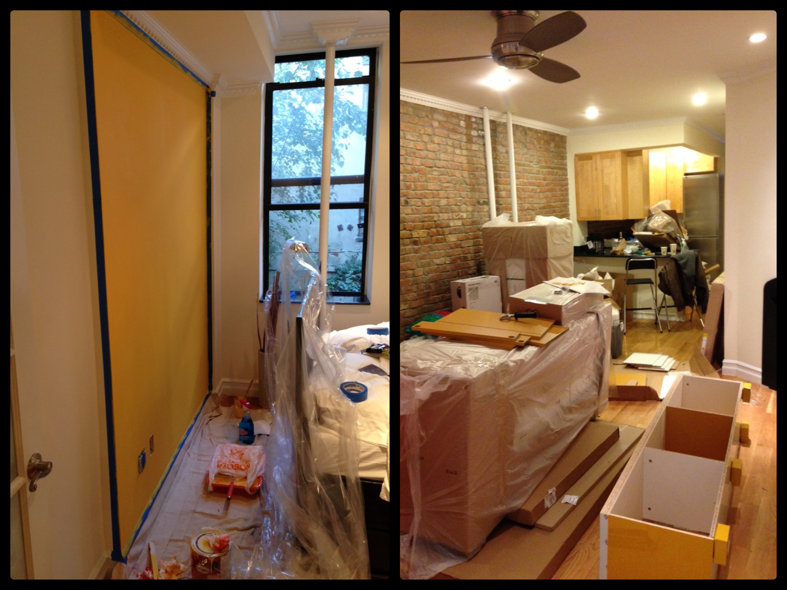 Apartment Buildout – Lower East Side