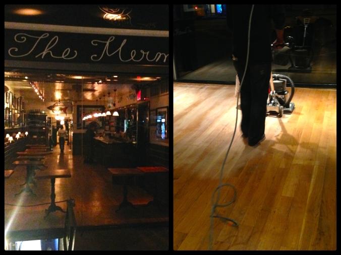 Refinish Entire Floor Overnight – East Village