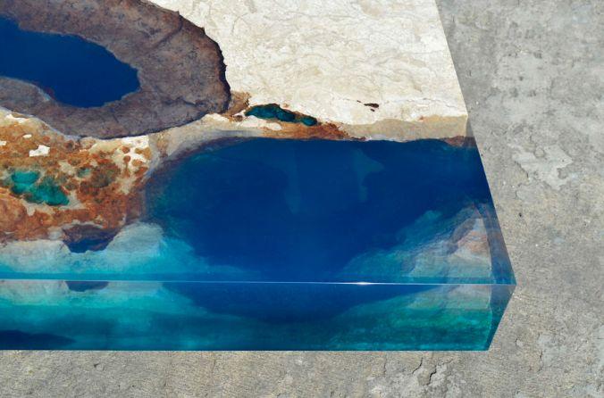 Lagoon Table